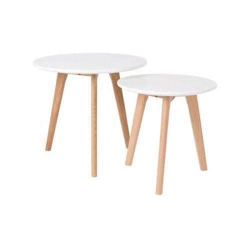 Orange line stolik bodine biały zestaw 2300069 2300069 (8718548025301)