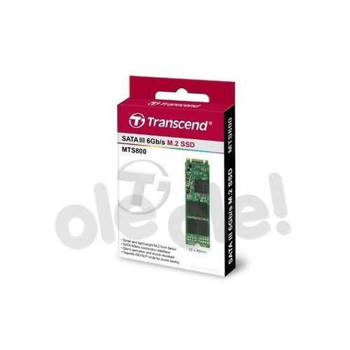 Transcend MTS800 M.2 128GB