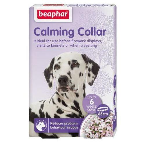 calming collar obroża antystresowa dla psa 65cm marki Beaphar
