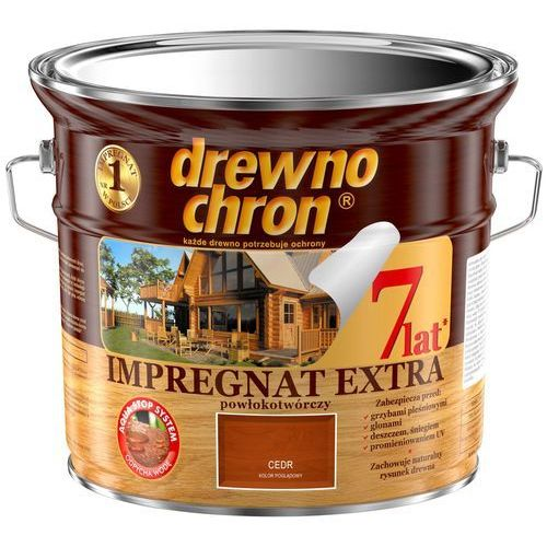 Impregnat Extra Powłokotwórczy Cedr 2,5L Drewnochron