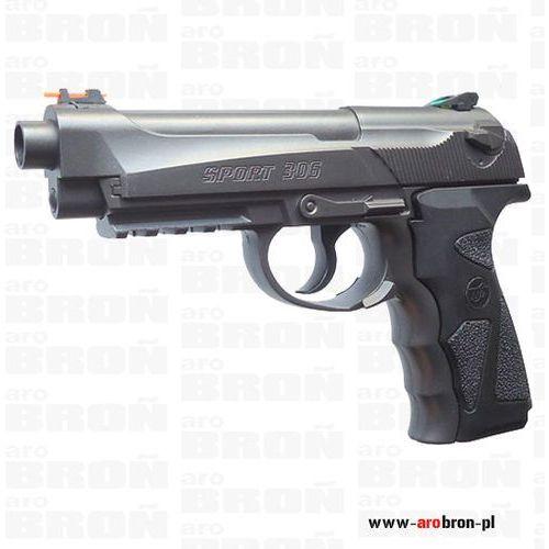 Pistolet wiatrówka beretta 90  306 full metal kal. 4.5mm od producenta Wingun