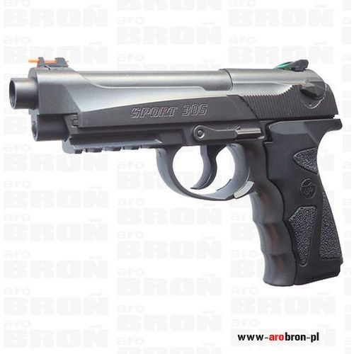 Wingun Pistolet wiatrówka beretta 90  sport 306 abs kal. 4.5mm