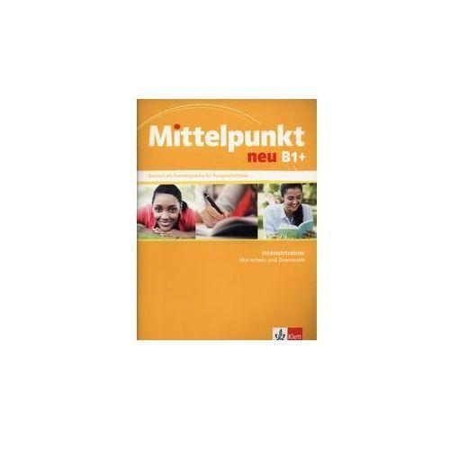 Mittelpunkt neu B1 Intensivtrainer Wortschatz und Grammatik - Wysyłka od 3,99 - porównuj ceny z wysyłką - Szczęśliwego Nowego Roku (64 str.)