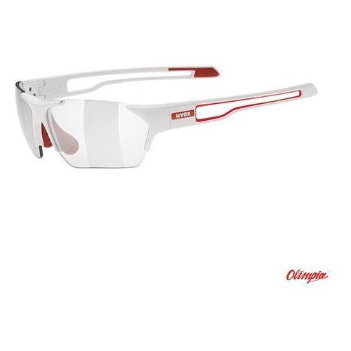 Okulary UVEX Sportstyle 202 small v White/Red 2016