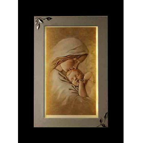 LEADER Gallery 09.0823 Matka Boska z dzieckiem z kategorii Prezenty z okazji chrztu