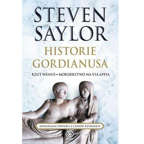 Historie Gordianusa. Rzut Wenus. Morderstwo Na Via Appia. (kategoria: Książki horrory i thrillery)