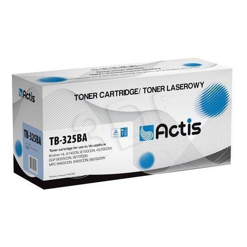 Actis toner do Brother TN-325BK - (TB-325BA) Darmowy odbiór w 21 miastach!, TB-325BA
