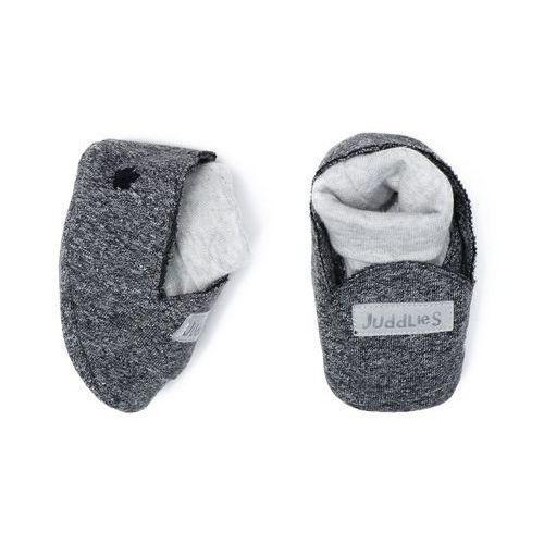 Juddlies organic buciki niemowlęce black