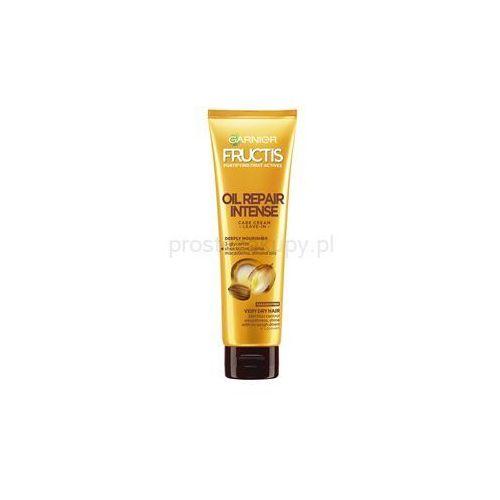 Garnier  fructis oil repair intense pielęgnacja bez spłukiwania do bardzo suchych włosów + do każdego zamówienia upominek.