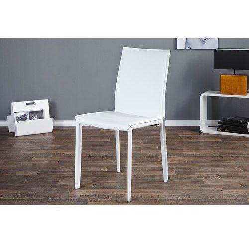 Krzesło Verona Style (białe) - biały