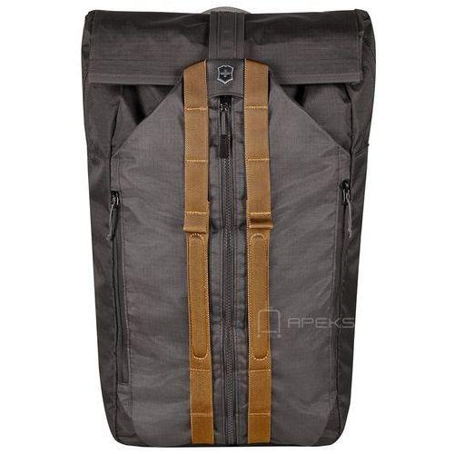 "Victorinox altmont active deluxe duffel plecak na laptop 15,4"" / szary - grey (7613329045176)"