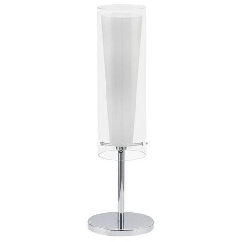 Pinto - lampa stołowa biały marki Eglo