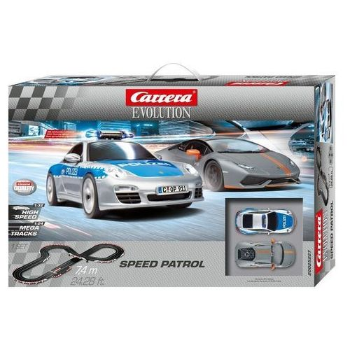 Evolution speed patrol marki Carrera