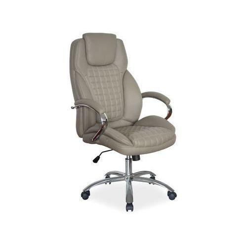 Fotel biurowy Q-151 szary, SIGNAL, OBRQ151SZ