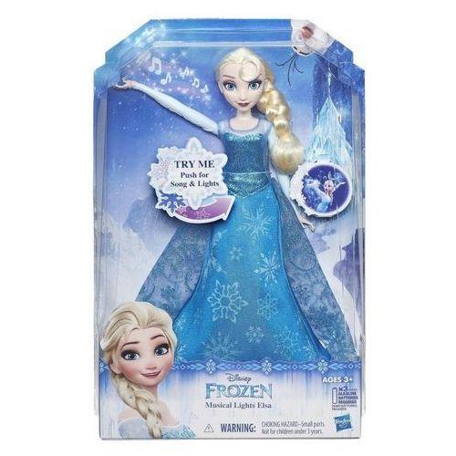 Hasbro Lalka frozen rozświetlona śpiewająca elsa + zamów z dostawą jutro! + darmowy transport!