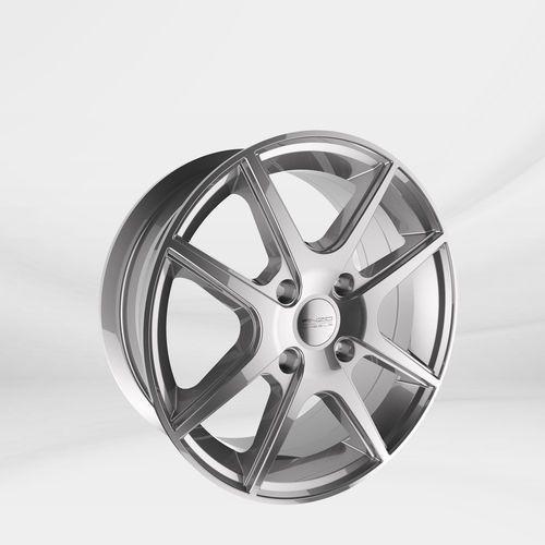 """Felgi aluminiowe 16"""" 5x114.3 turn - srebrny polar marki Anzio"""