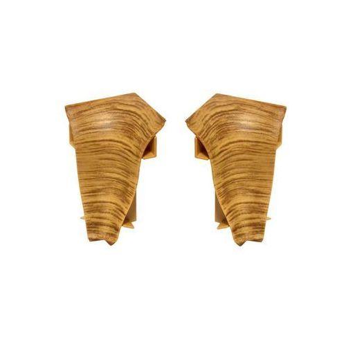 Arbiton Narożnik wewnętrzny do listwy przypodłogowej lm 55 dąb alaska