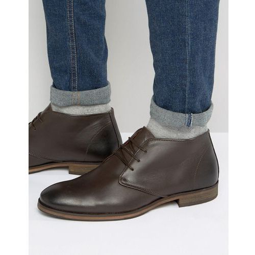 Selected Homme Bolton Buckle Boots - Black