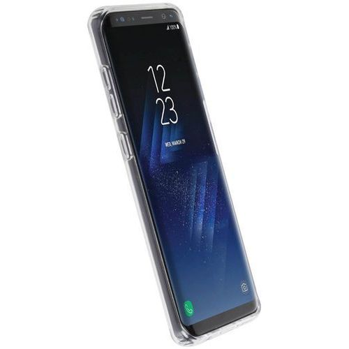 Krusell Etui Samsung Galaxy S8 Kivik Cover Transparent (60963) Darmowy odbiór w 21 miastach!, 60963