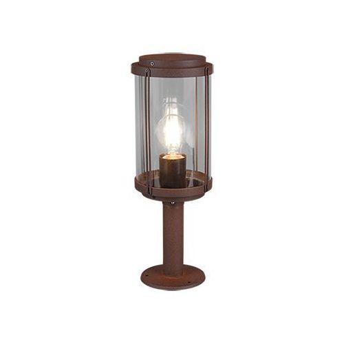 Trio Tanaro 502360124 lampa stołowa zewnętrzna ogrodowa IP44 1x40W E27 miedziany (4017807453072)