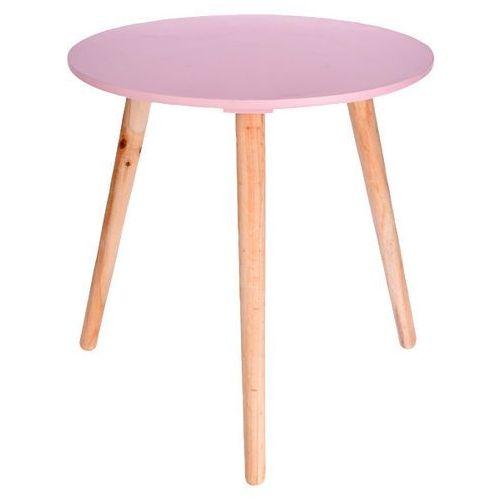 Stolik okazjonalny, kawowy - Ø 45 cm