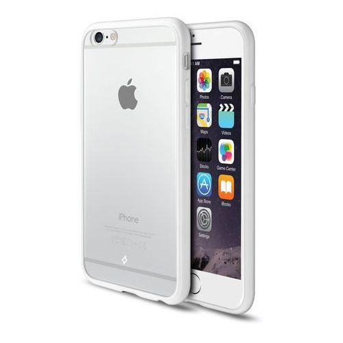 TTEC etui BumperCase Slim iPhone 6+ (TBUMPERCASESLIMIPH6PLUSW) Darmowy odbiór w 21 miastach!