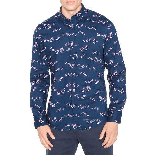 Marc O'Polo Koszula Niebieski M, kolor niebieski