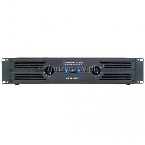 American audio vlp 1000 wzmacniacz mocy 2x500w/4