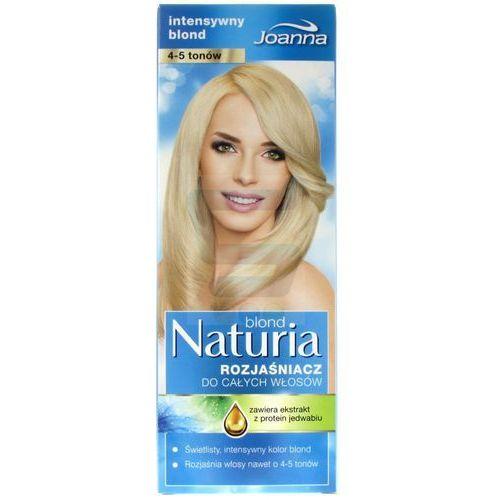Joanna Naturia Blond Rozjaśniacz do całych włosów 4-5 tonów 1op. - Joanna, kolor blond