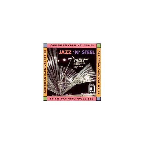 Delos international Jazz'n'steel / trinidad + tob