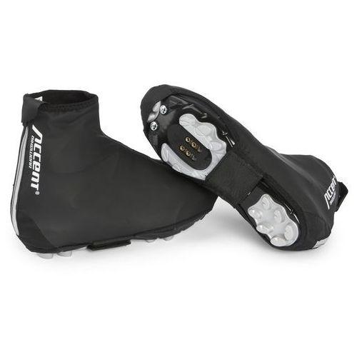 Pokrowce na buty Accent Rain Cover czarne (Rozmiar:: 42-44)
