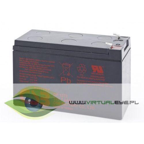 Fideltronik CSB akumulator GP1272 F2 12V/7.2Ah Darmowy odbiór w 21 miastach! (5902002032124)