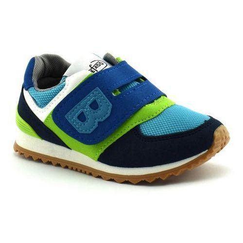 Sportowe buty dla dzieci Befado 516X043, kolor wielokolorowy