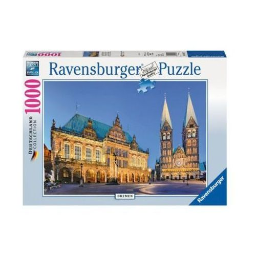Ravensburger Raven. 1000 el. bremen (4005556196227)