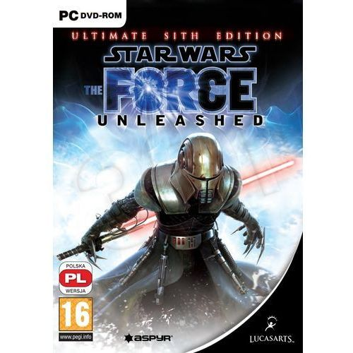 OKAZJA - Star Wars The Force Unleashed (PC)