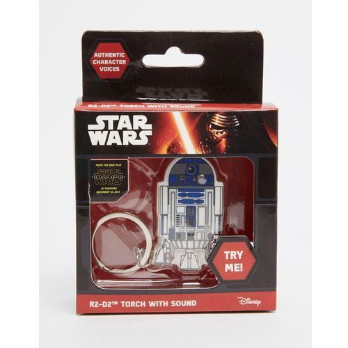 Gifts Star wars r2-d2 torch with sound - multi, kategoria: gadżety