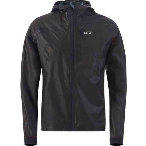 Gore wear r7 gore-tex shakedry kurtka do biegania czarny xl 2018 kurtki do biegania (4017912009645)