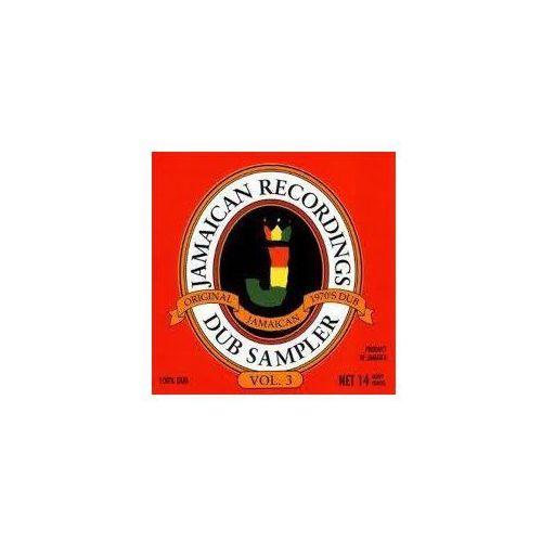 Jamaican rec Ordings dub sampler vol.3 - różni wykonawcy (płyta winylowa) (5060135760212)