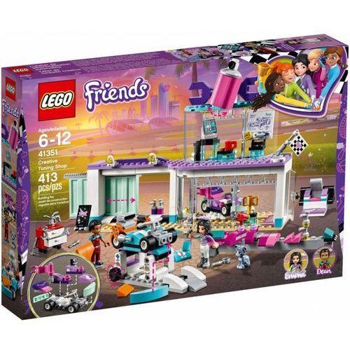 Lego Klocki friends kreatywny warsztat
