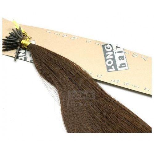 Włosy na zgrzewy syntetyczne - kolor: #33p - 20 pasm marki Longhair