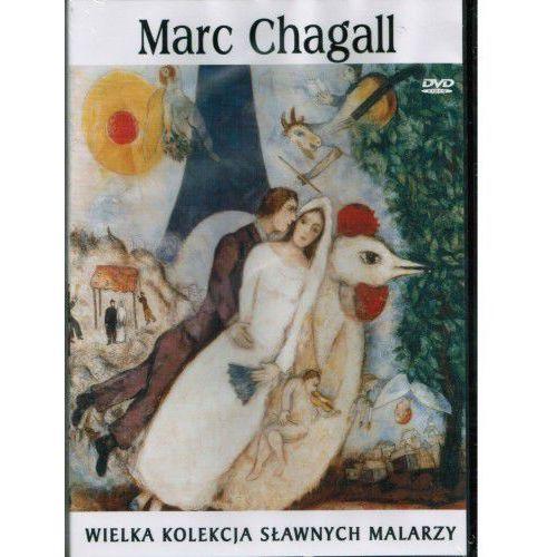 MARC CHAGALL. WIELKA KOLEKCJA SŁAWNYCH MALARZY DVD