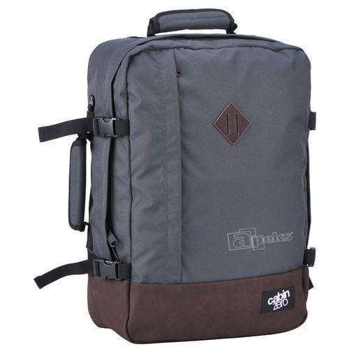 CabinZero Vintage 44L torba podróżna podręczna / plecak / szary - Original Grey