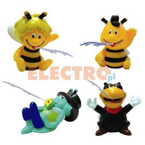 Zabawki do kąpieli pszczółka maja marki Lena