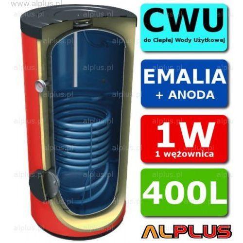 Zasobnik 400l 1xwęż 1w zbiornik bojler +anoda marki Lemet