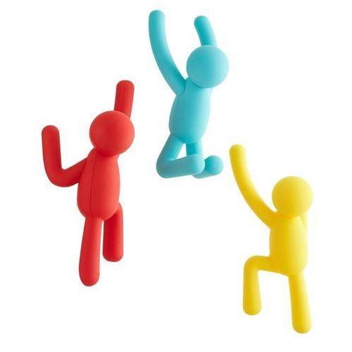 Wieszak na ubrania buddy kolorowy 318165-022 - - sprawdź kupon rabatowy w koszyku marki King home