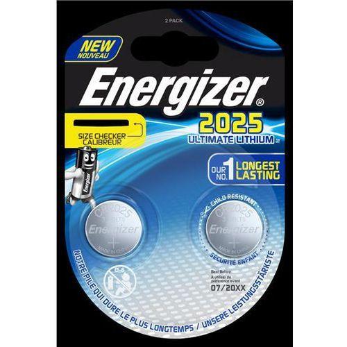 Energizer Bateria specjalistyczna cr2025, 3v, 2szt.