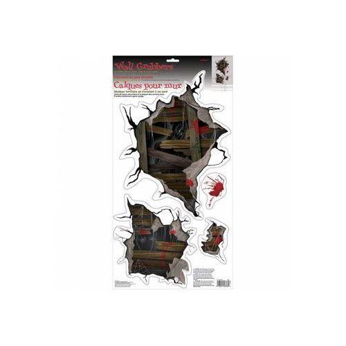 Amscan Dekoracja ścienna na halloween - 4 el. (0013051568689)