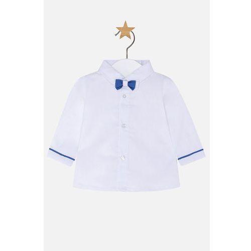 - koszula dziecięca + mucha 65-80 cm marki Mayoral