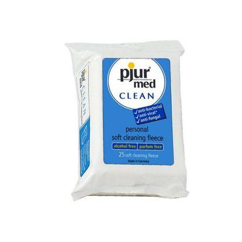Chusteczki czyszczące - Pjur MED CLEAN Fleece