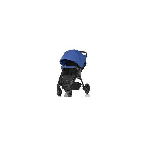 Wózek spacerowy B-Agile 4 Plus Britax (ocean blue)